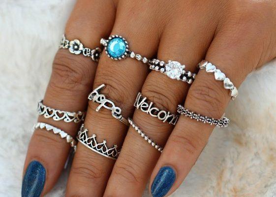 Универсальные украшения из серебра