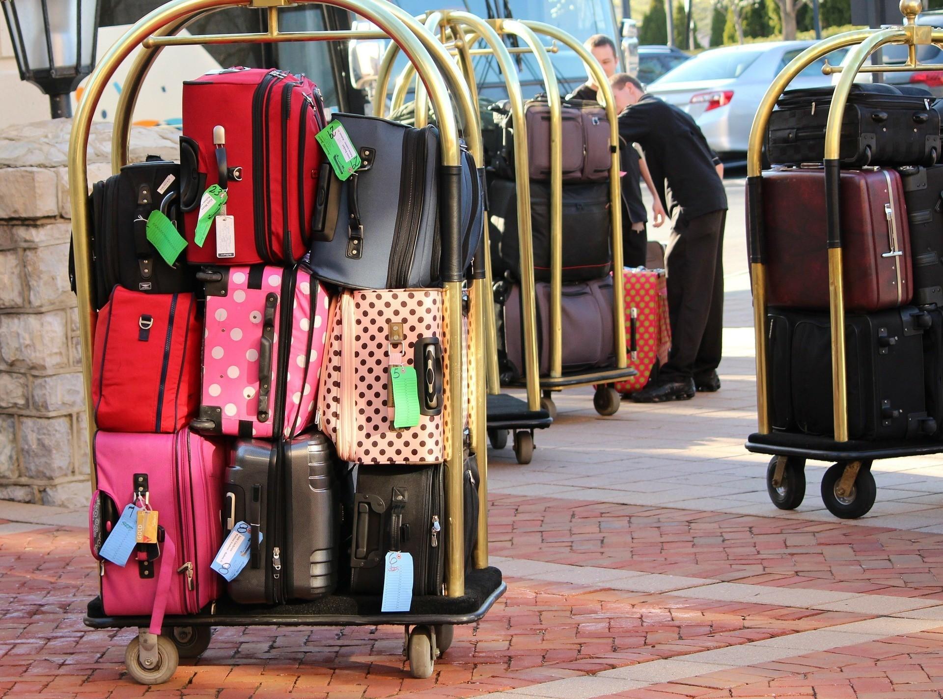 Каким должен быть идеальный чемодан