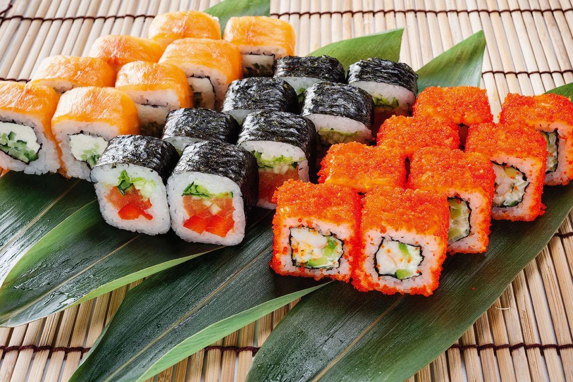 Факты о рисе: какой рис используют для суши