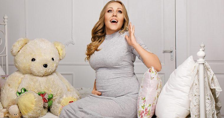 Правильно выбираем одежду для будущих мам