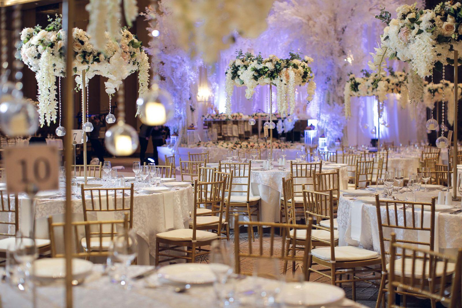 Как правильно выбрать место для свадебного торжество