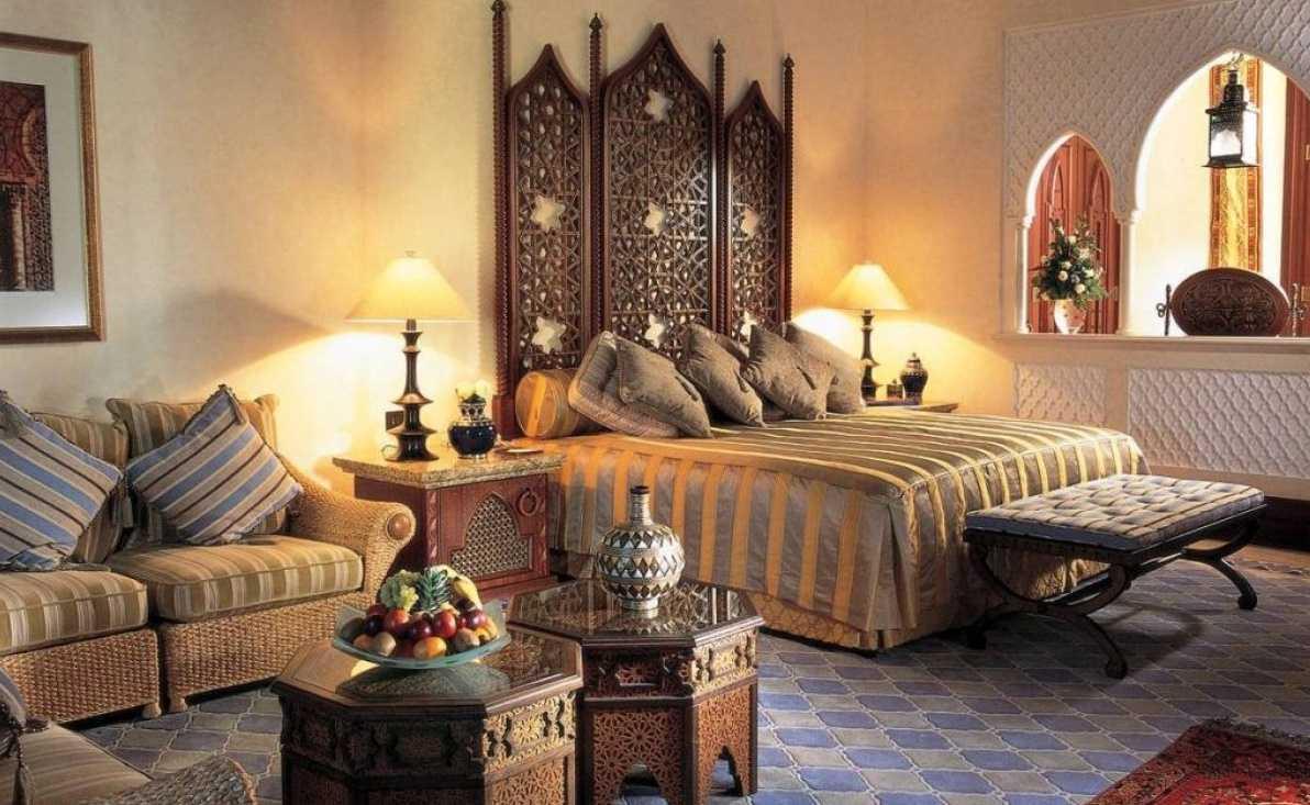 Кровати в восточном стиле, как вариант оформления квартиры