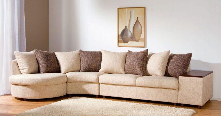Преимущества мебельной ткани флок