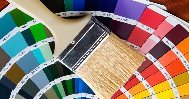 Новое «слово» фасадного дизайна — акриловая краска