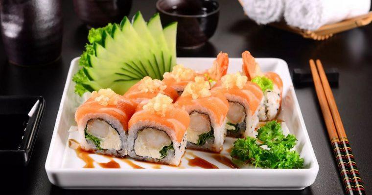 Доставка суши — широкий выбор и отличное качество