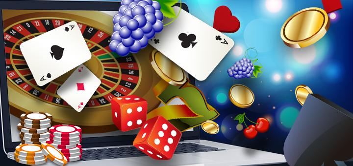 Казино онлайн. Онлайн покер