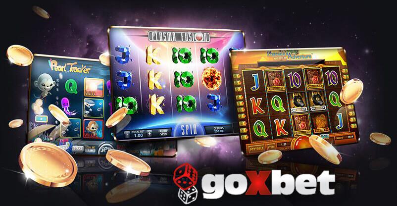 Криптографические игровые автоматы Goxbet и мобильная версия