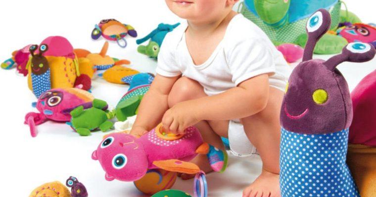 Как выбрать развивающую игрушку ребенку от 0 до 1 года