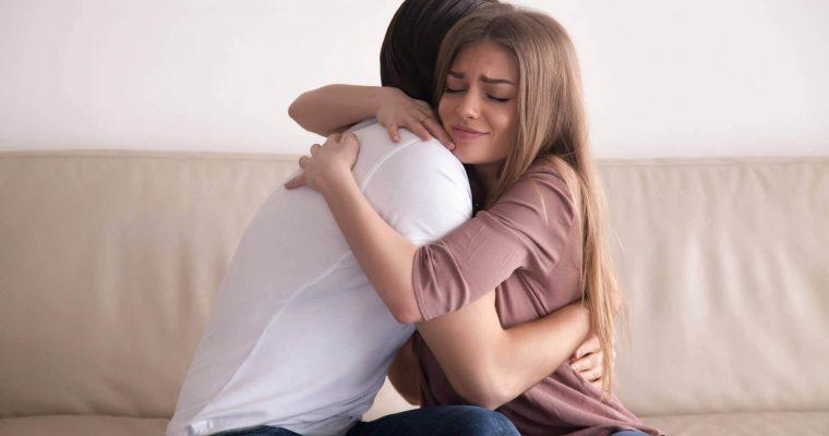 Как помириться с мужем, даже если он не прав