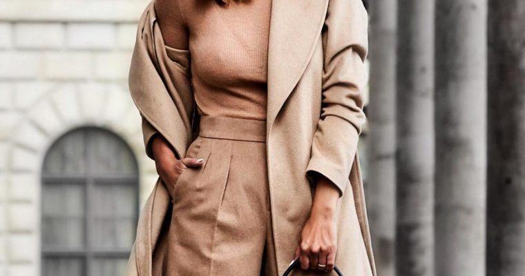 Женские пальто: какие бывают и как можно подобрать по фигуре