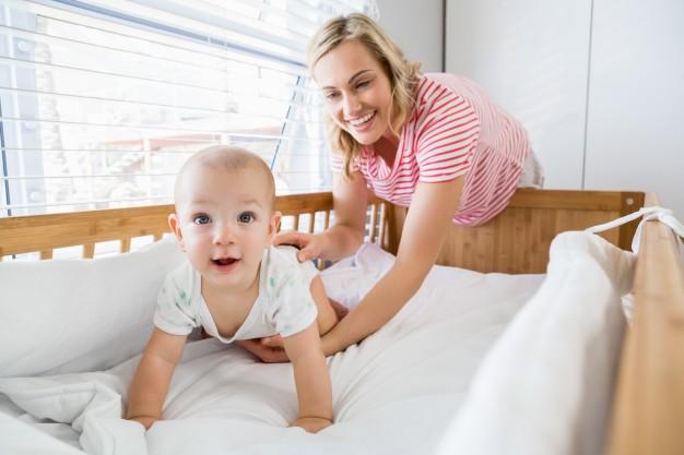 Як обрати дитяче ліжечко