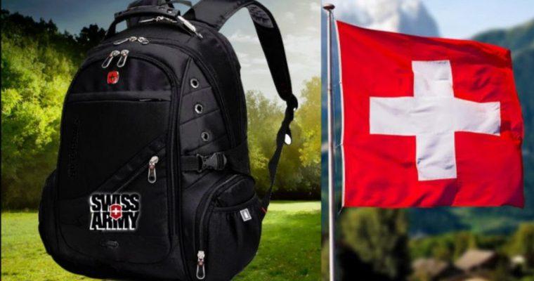 Как отличить оригинал рюкзака Swissgear от подделки