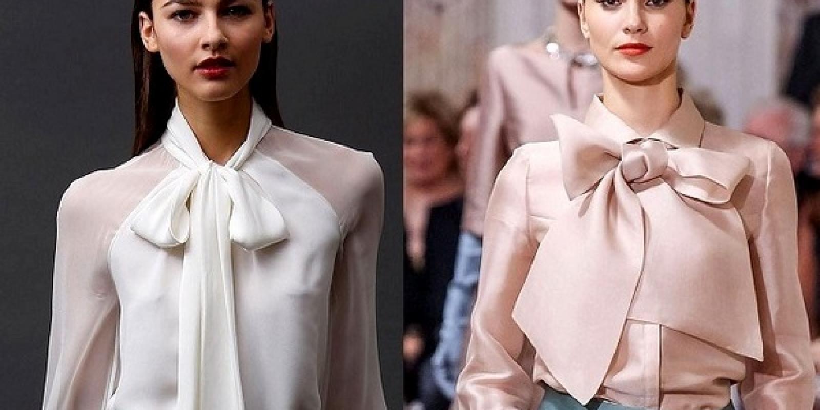 Актуальні правила підбору стильної блузки