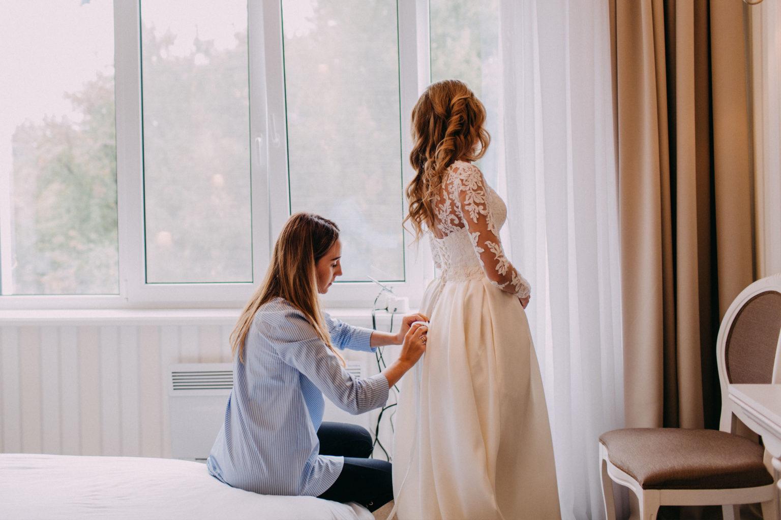 Помощник для организации свадьбы
