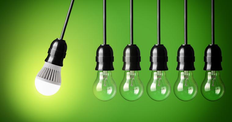 Главные преимущества всех светодиодных ламп