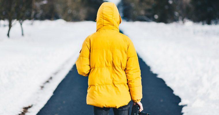 Куртка-парка – пусть зима будет теплой