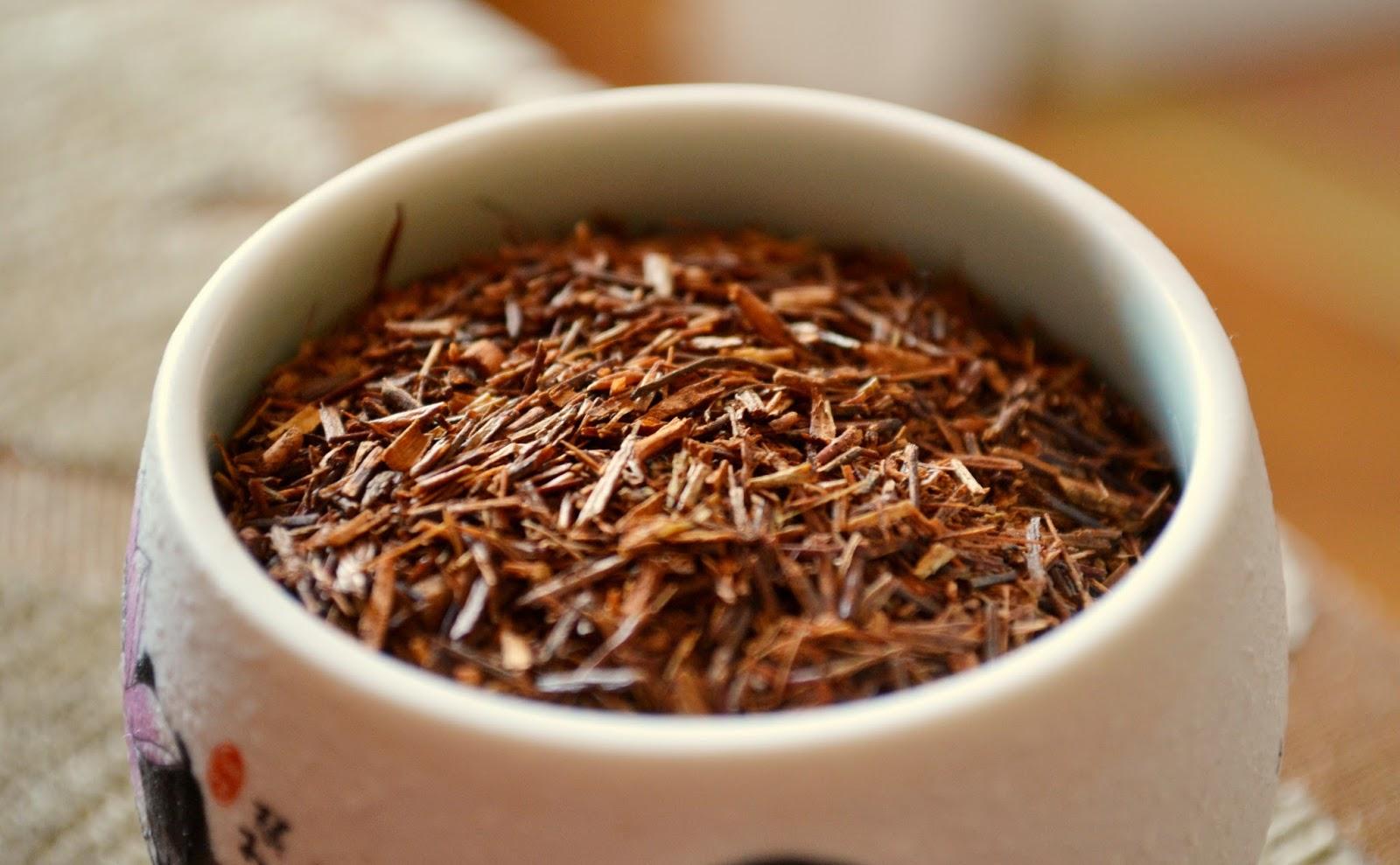 Чай ройбуш: карамельный аромат африканских трав