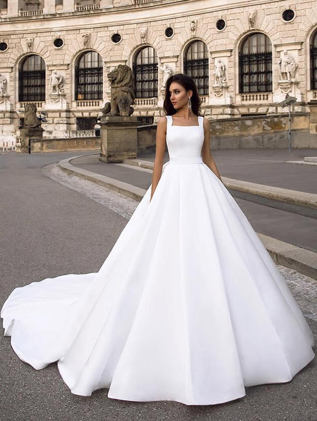 Трендовые свадебные и вечерние платья оптом от производителя Emabride