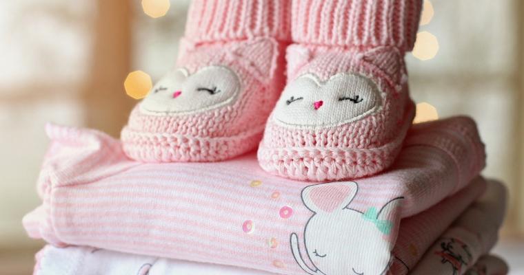 Первая одежда для младенцев