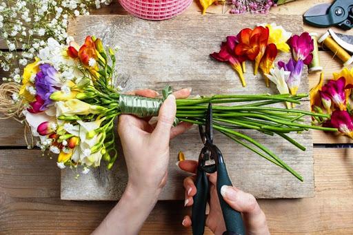Флористический дизайн – всегда актуальное искусство