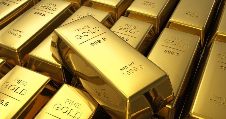 Как производят слитки золота