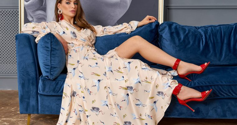 Всё больше женщин выбирают интернет магазин дизайнерской одежды