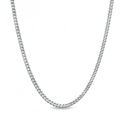 Ювелирные украшения — серебряные цепочки с подвеской