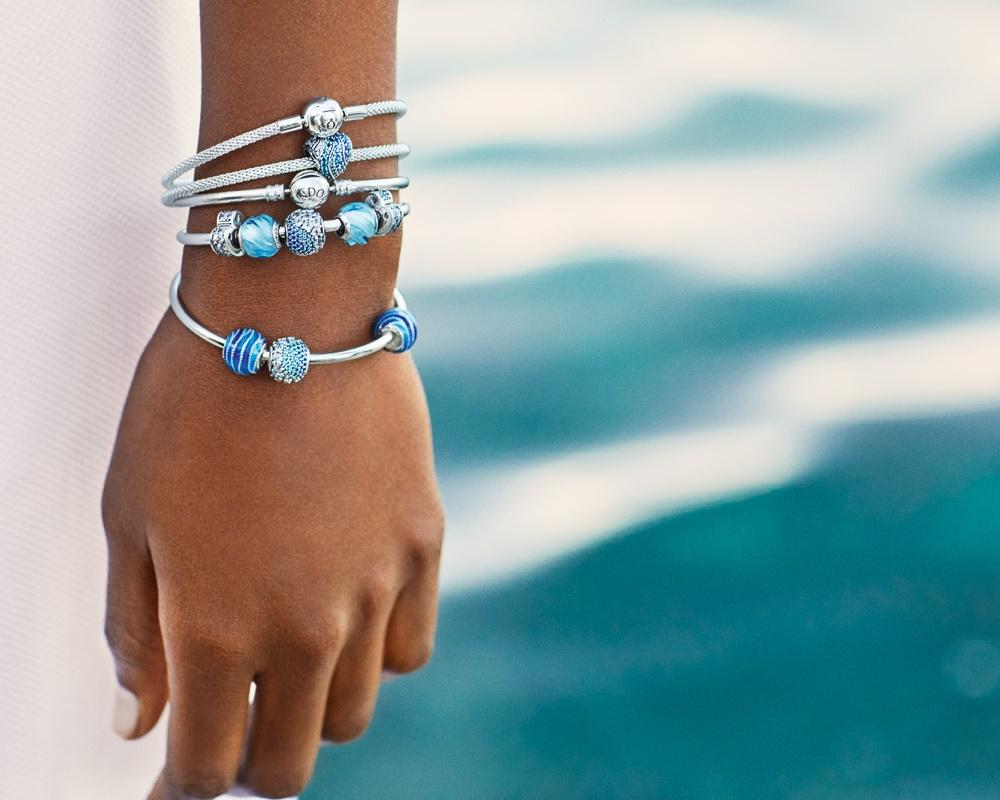 Женский браслет Пандора – любовь к совершенству