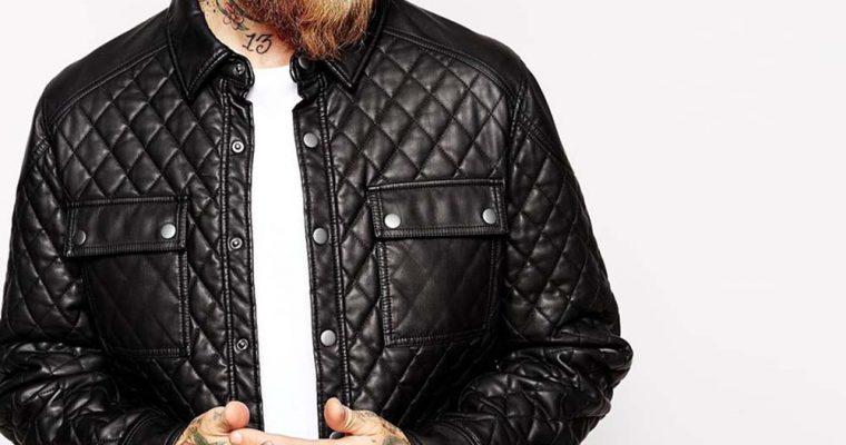 Как выбрать стильную кожаную куртку в сезоне 2020/21?