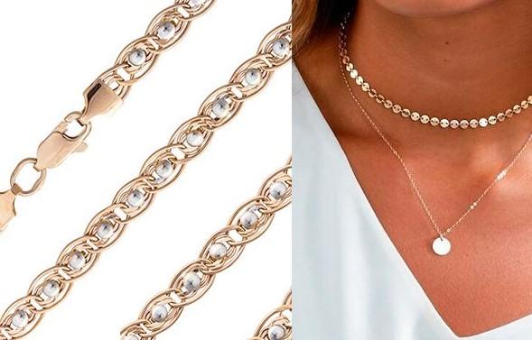Выбор и покупка золотой женской цепочки