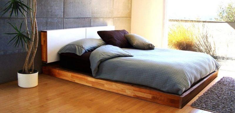 Кровать в идеальном классическом стиле