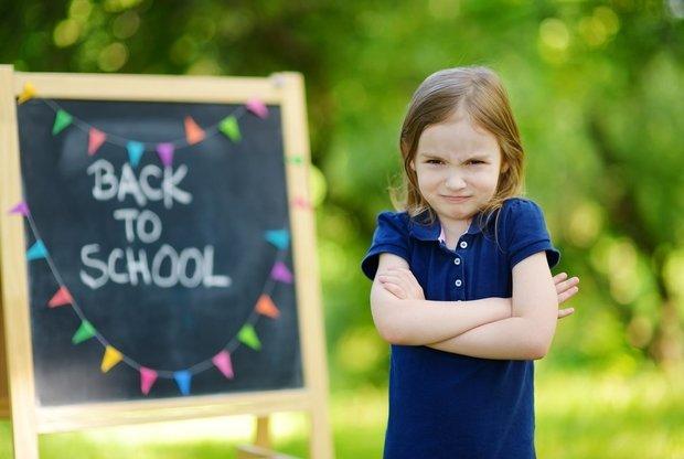 Что делать, если ваш ребенок не хочет ходить в школу?