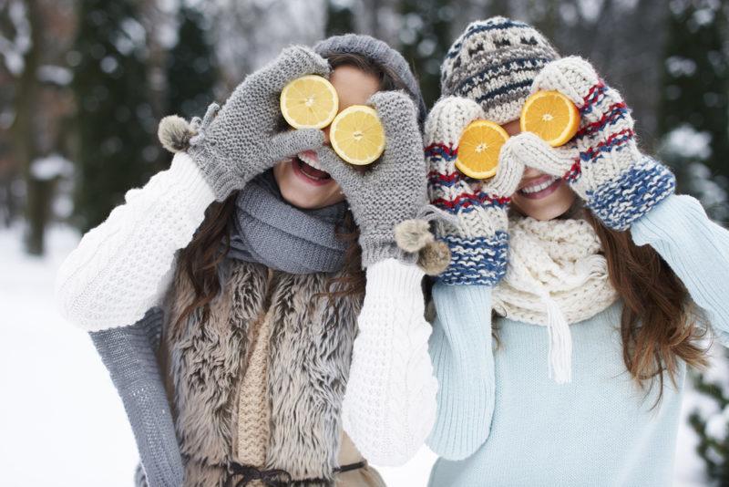 Какие витамины зимой необходимы организму?