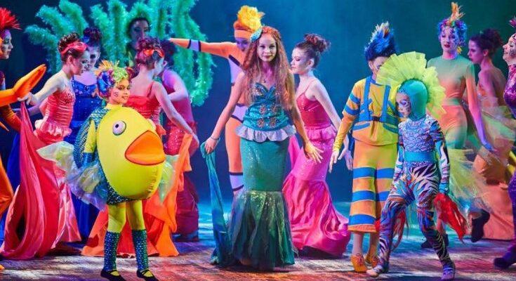 Мюзикл «Русалочка» в Одесской Музкомедии