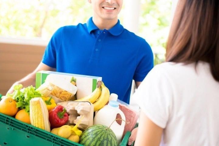 Достоинства магазинов продуктов с доставкой