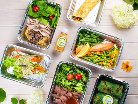 Доставка диетической еды на дом в Киеве. Кому необходимо правильное питание для похудения?