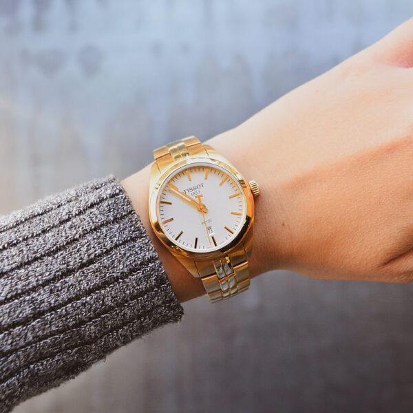 Женские часы Тиссот – и в пир, и в мир