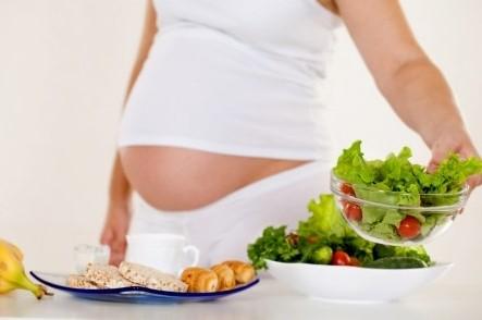 Основи здорового харчування вагітної жінки