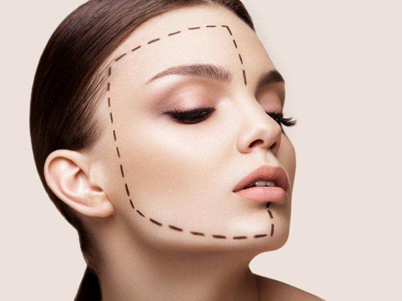 Виды хирургических операций на лице