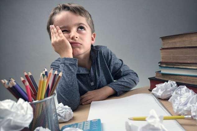 Как заниматься дома с ребенком, если он не может сконцентрироваться на уроках