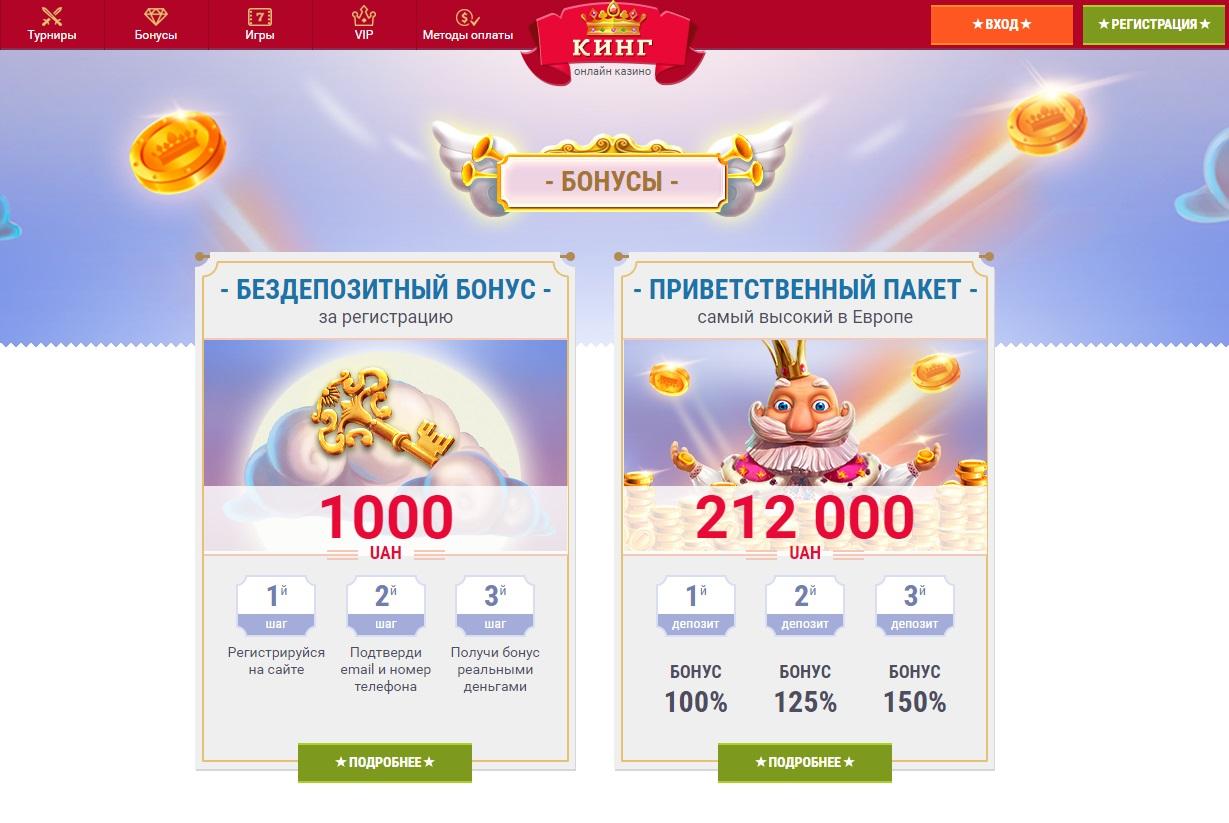 Онлайн казино — прогрессивные слоты и возможность использования демо-версии