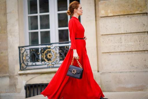 Модные платья сезона весна-лето 2021